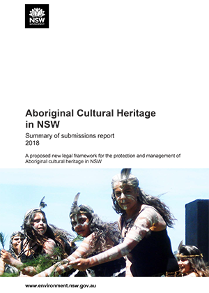 Aboriginal Cultural Heritage in NSW