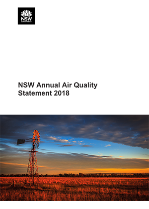 NSW Annual Air Quality Statement 2018