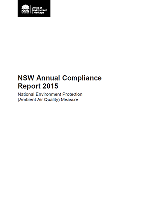 NSW Annual Compliance Report 2015