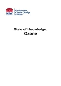 State of Knowledge Ozone cover