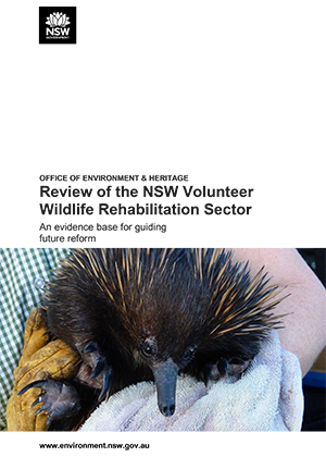 Review of the NSW Volunteer Wildlife Rehabilitation Sector