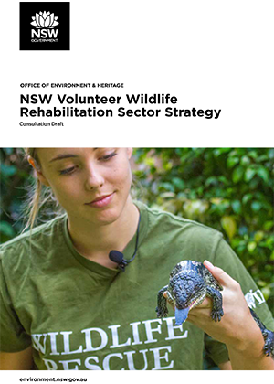 NSW Volunteer Wildlife Rehabilitation Sector Strategy Consultation Draft