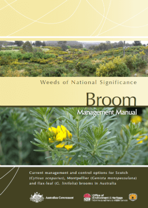 Broom Management Manual cover