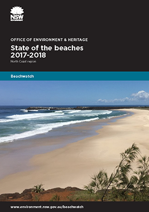 Cover State of the beaches 2017-18 North Coast