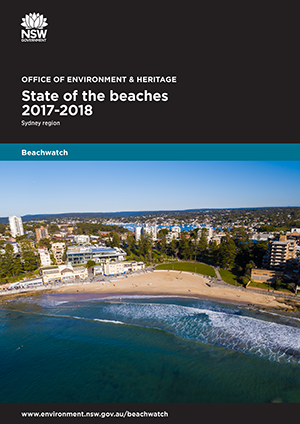 Cover State of the beaches 2017-18 Sydney