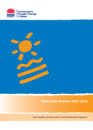 Cover for State of the Beaches 2019 2010