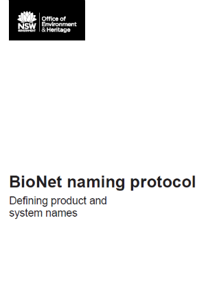 BioNet naming protocol cover