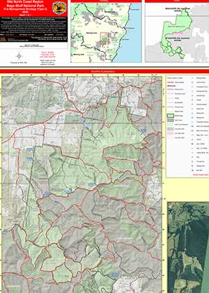Bago Bluff National Park Fire Management Strategy