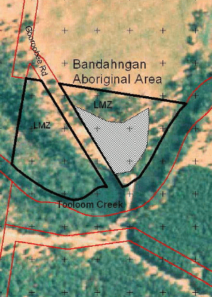 Bandahngan Aboriginal Area Fire Management Strategy