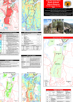 Black Andrew Nature Reserve Fire Management Strategy