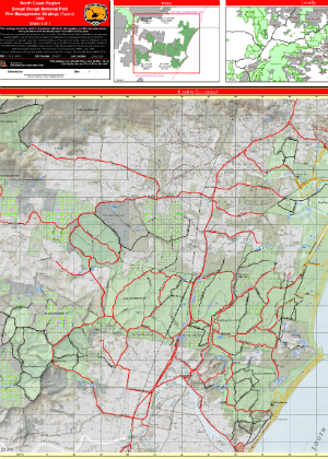 Bongil Bongil National Park Fire Management Strategy