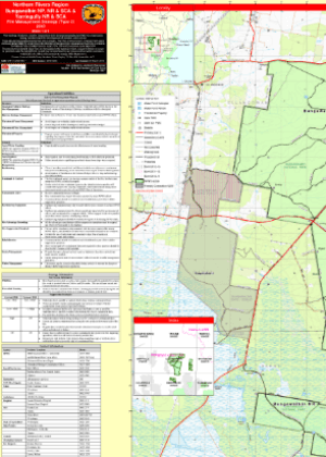 Bungawalbin and Yarringully Parks and Reserves Fire Management Strategy