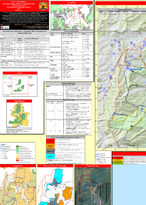 Chambigne Nature Reserve and State Conservation Area Fire Management Strategy