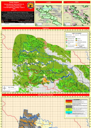 Curracabundi National Park and Surrounding Reserves Fire Management Strategy