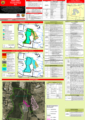 Kemps Creek Nature Reserve Fire Management Strategy
