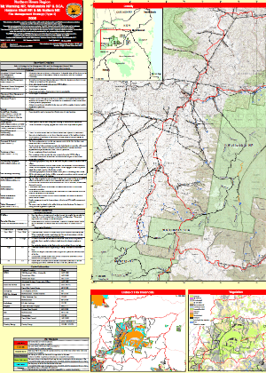 Wollumbin (Mount Warning) National Park, and State Conservation Area, Hattons Bluff and Mount Nullum Nature Reserves Fire Management Strategy