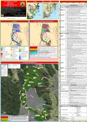 Myall Lakes National Park and Island Reserves Fire Management Strategy