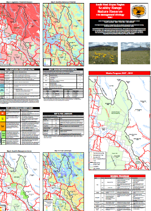 Scabby Range Nature Reserve Fire Management Strategy