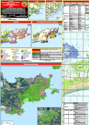 Tomaree National Park and Tilligerry Nature Reserve Fire Management Strategy cover