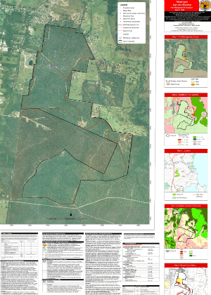 Worrigee Nature Reserve Fire Management Strategy cover