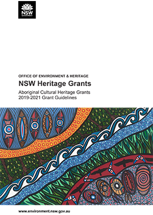 Aboriginal Cultural Heritage Grants 2019-2021 Grant Guidelines