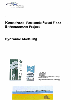 Koondrook-Perricoota Forest Flood Enhancement Project
