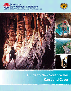 Guide to New South Wales Karst and Caves