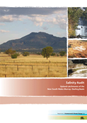 Cover for Salinity Audit: Upland catchments of the New South Wales Murray–Darling Basin