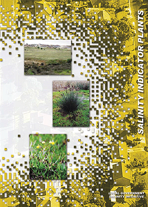 Cover for Salinity Indicator Plants