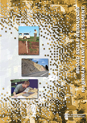 Cover for Broad Scale Resources for Urban Salinity Assessment