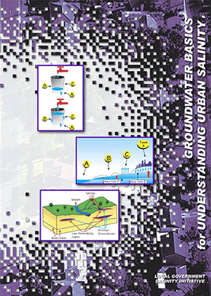 Cover for Groundwater Basics for Understanding Urban Salinity