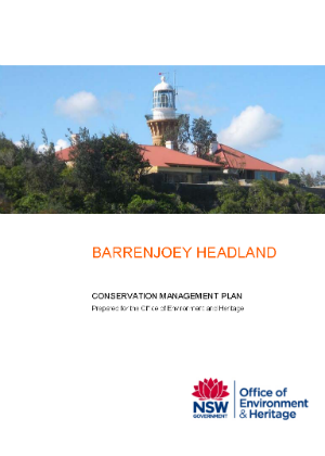 Barrenjoey Headland Conservation Management Plan