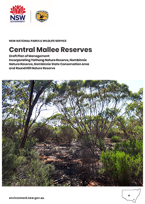 Central Mallee Reserves Draft Plan of Management