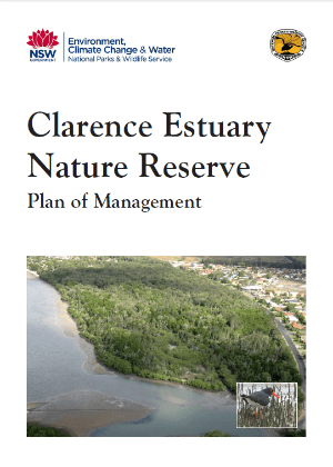 Clarence Estuary Nature Reserve Plan of Management