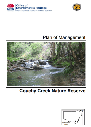 Couchy Creek Nature Reserve Plan of Management