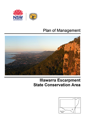 Illawarra Escarpment State Conservation Area Plan of Management
