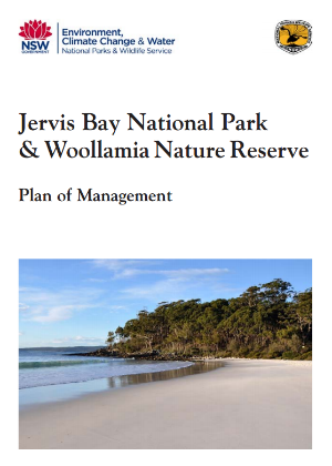 Jervis Bay National Park and Woollamia Nature Reserve Plan of Management