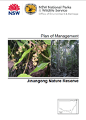 Jinangong Nature Reserve Plan of Management