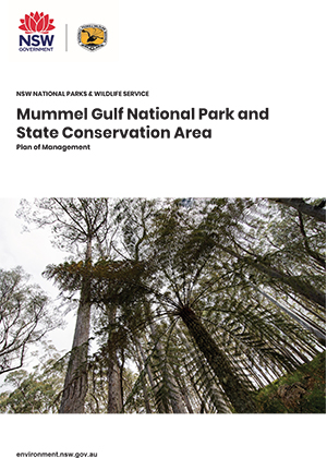 Mummel Gulf National Park and State Conservation Area Plan of Management