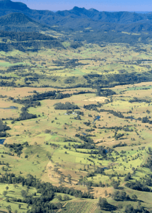 Tweed Valley Caldera Basin