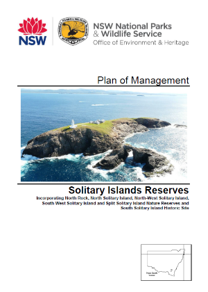 Solitary Islands Reserves Plan of Management