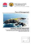 Solitary Islands Reserves Plan of Management cover