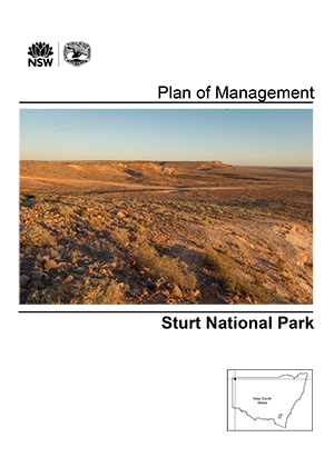 Sturt National Park Plan of Management