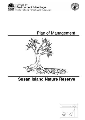 Susan Island Nature Reserve Plan of Management
