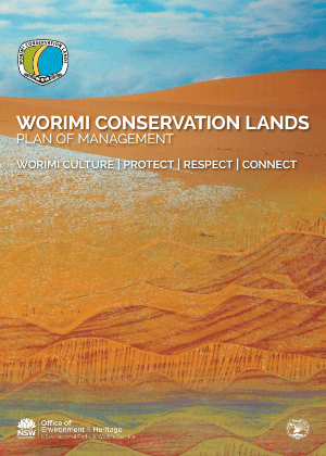 Worimi Conservation Lands Plan of Management cover