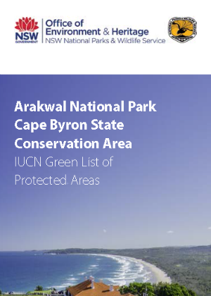 Arakwal National Park and Cape Byron State Conservation Area: IUCN Green List of protected Areas cover