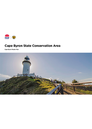Cape Byron State Conservation Area Master Plan