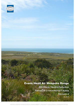 Evans Head Air Weapons Range