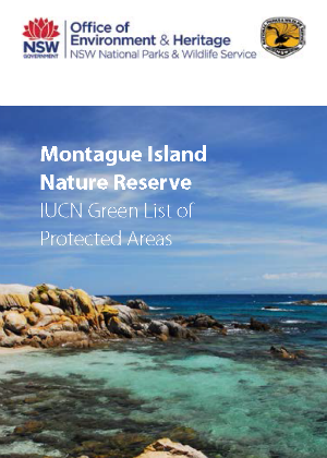 Montague Island Nature Reserve: IUCN Green List of protected Areas cover