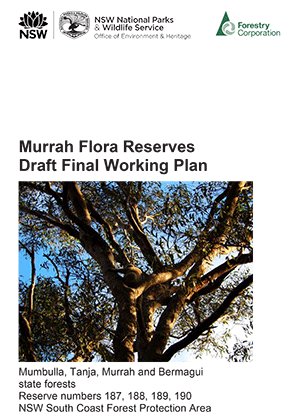 Murrah Flora Reserves Draft Working Plan